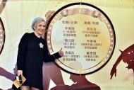 「第25屆香港舞台劇獎」最佳女主角得主余安安揭曉本屆「香港舞台劇獎」最佳男主角的提名名單。