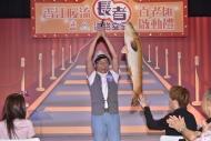 Harry哥哥以魔術表演作啟動儀式。