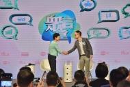 行政長官為廣納市民對2018年施政報告的意見,今日出席由香港電台公共事務組(電台)舉辦的《眾言堂》,跟逾百位現場市民作直接交流。