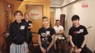 盧巧音與樂隊KOLOR攜手演繹「第三十一屆國際流行音樂大獎」──「全年最受歡迎十大國際金曲」《Lover》。