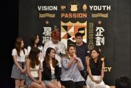 郑欣宜x香港浸会大学──透过社交媒体直播正能量活动「松绑心里的小孩」