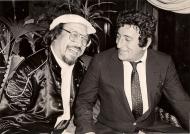 Uncle Ray 访问国际乐坛巨星 Tony BENNETT。